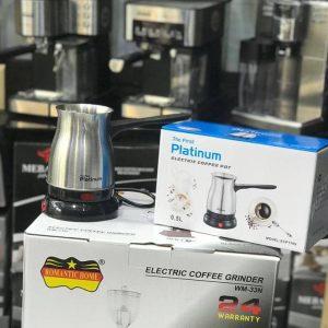 قهوه ترک ساز برقی پلاتینیوم ECP110s