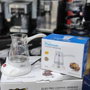 قهوه ترک ساز برقی پلاتینیوم ECP150G
